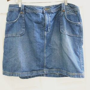 Route 66 Jean Skirt Size 20w